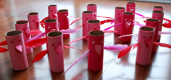 17 homemade love birds craft