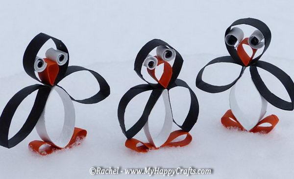25-homemade-penguin-craft