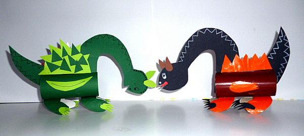 27-homemade-dinosaur-craft