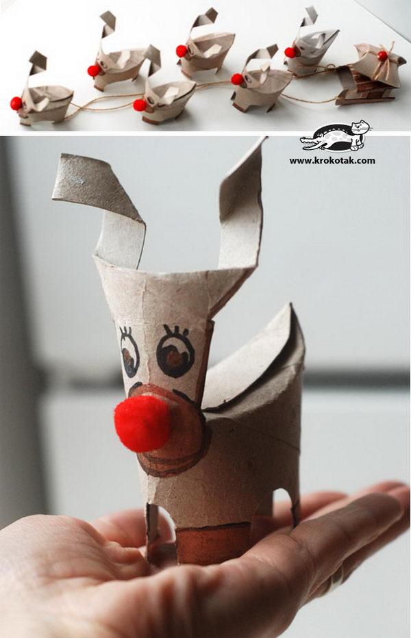 4-reindeers-kid-craft