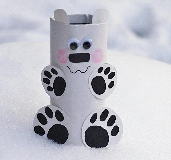 42-polar-bear-craft