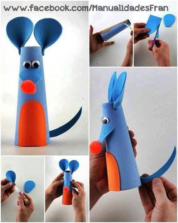 47 mouse craft kid craft