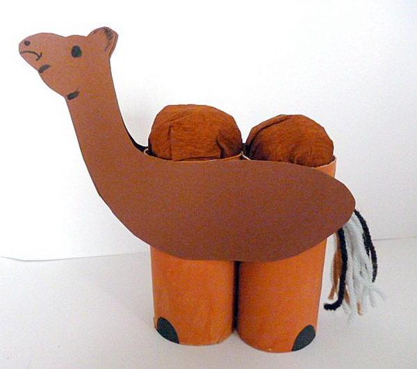 53-camel-kid-craft
