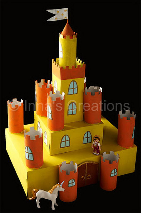 7-homemade-castle-craft