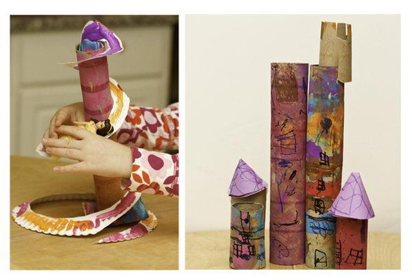 8 doll slides castles
