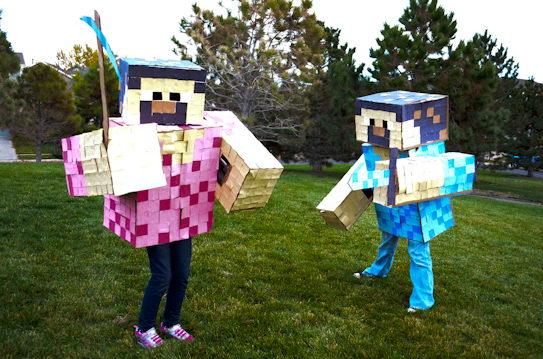 10-minecraft-kid-costume-idea