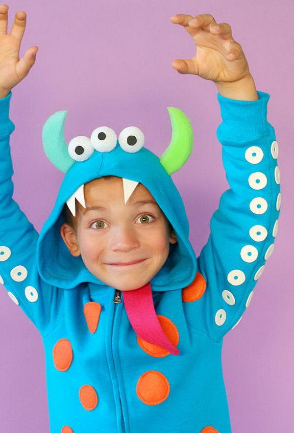 21-homemade-monster-costume-kid