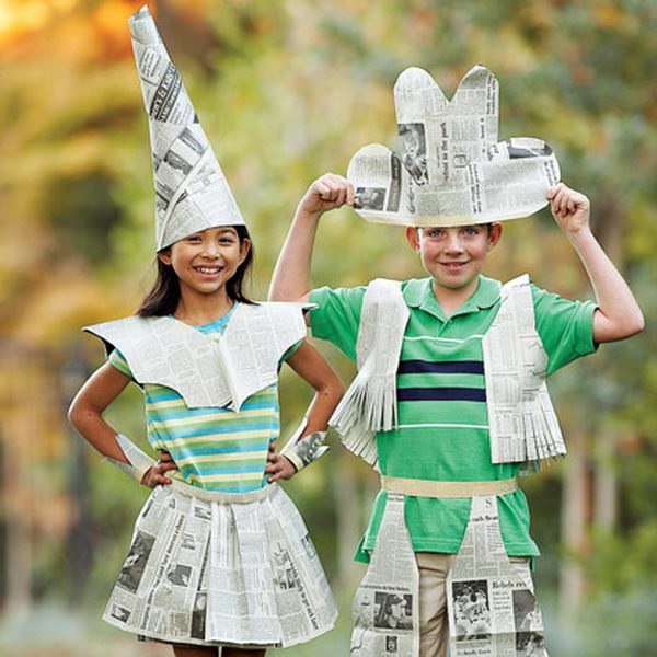 3-newspaper-fashion-costume