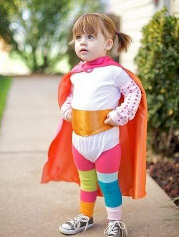 43 diy wonder woman costume girl