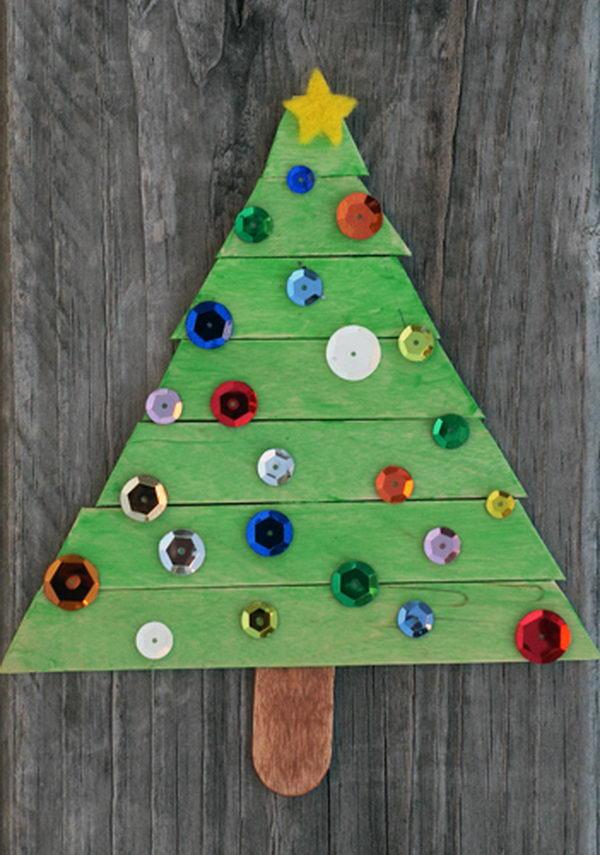 34-christmas-tree-craft