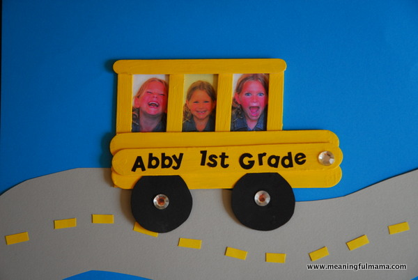 39 diy school bus craft