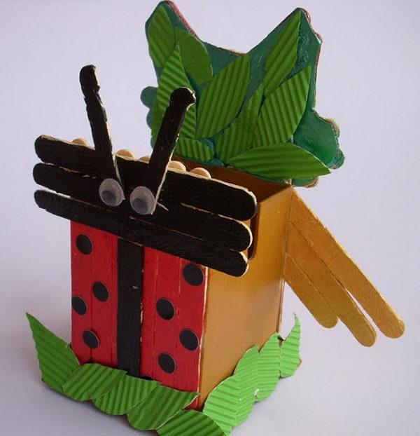 8-ladybird-and-owl-craft