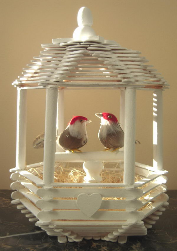 14-love-bird-popsicle-stick-house