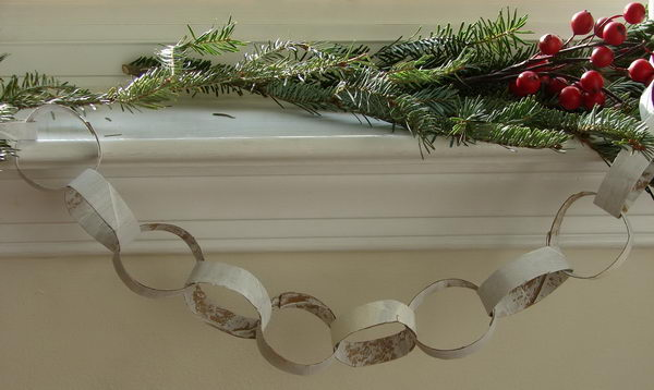 12 christmas tree garlands
