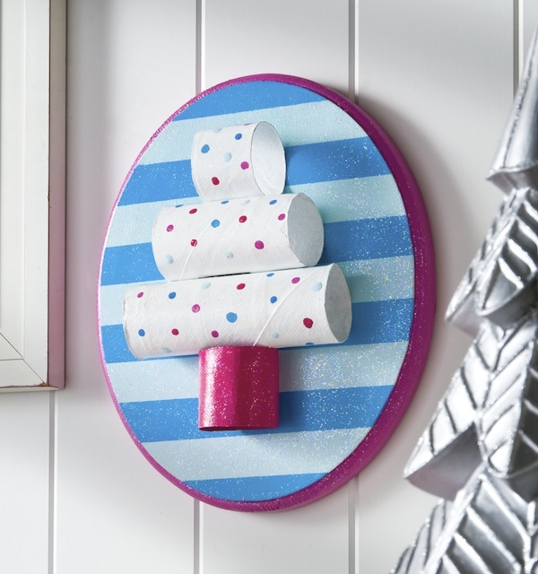 15 creative toilet paper roll art ideas for decoration for Toilet roll art for kids
