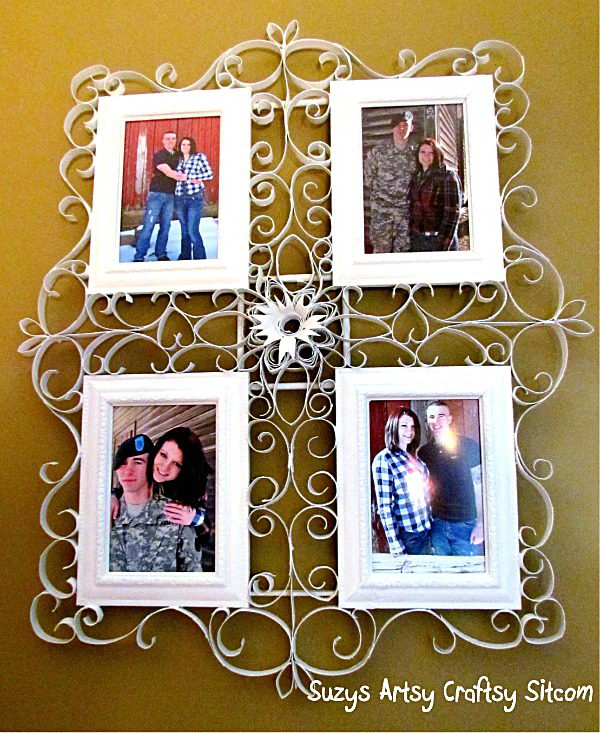6 homemade frame craft