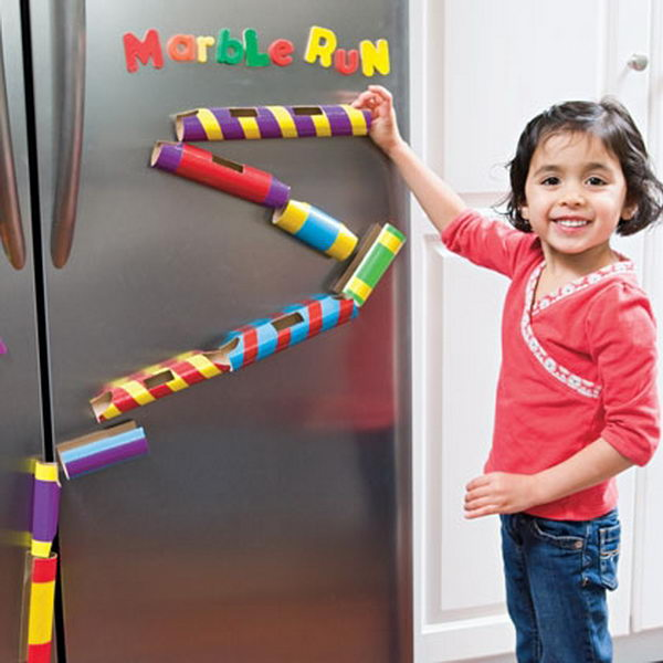 1-homemade-marble-run