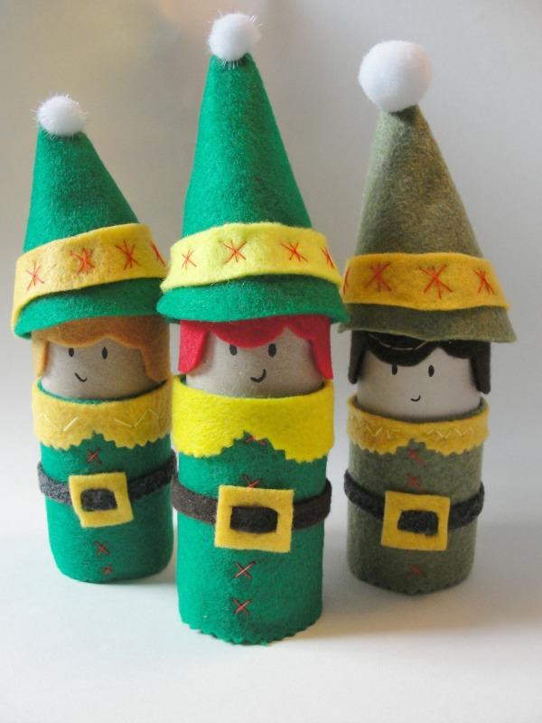 15-holiday-elves-craft