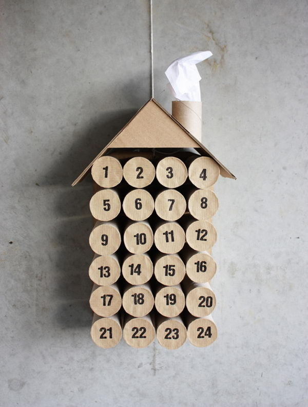 37 diy advent calendar