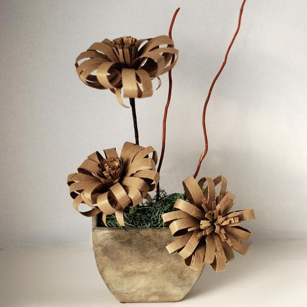 57-homemade-flowers-craft