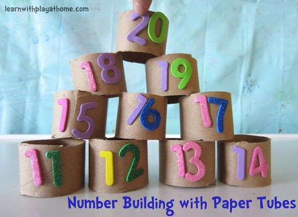 63 number recognition ordering