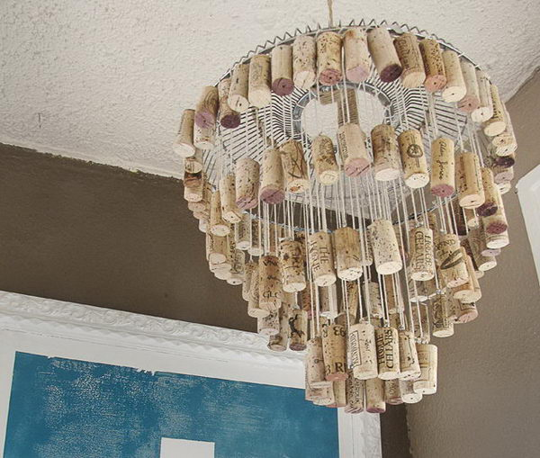 16 chandelier craft