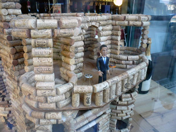 31 wine cork architecture