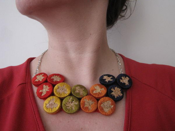 34-diy-embroidered-cork-necklace