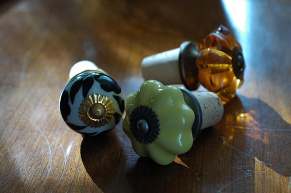 41 diy wine bottle stopper