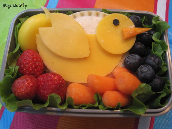 36 birdie bento box lunch