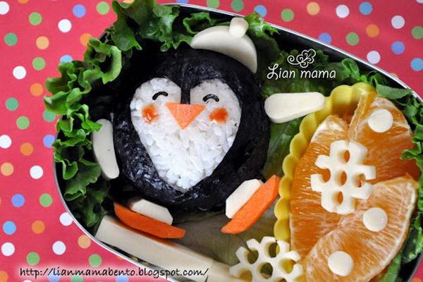 42-penguin-bento-box-lunch