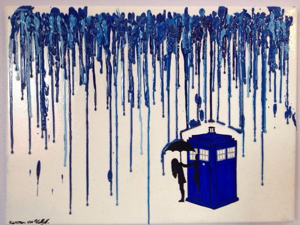 26-melted-crayon-doctor-who