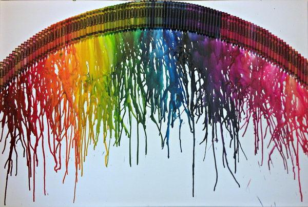 32-rainbow-melted-crayon-art