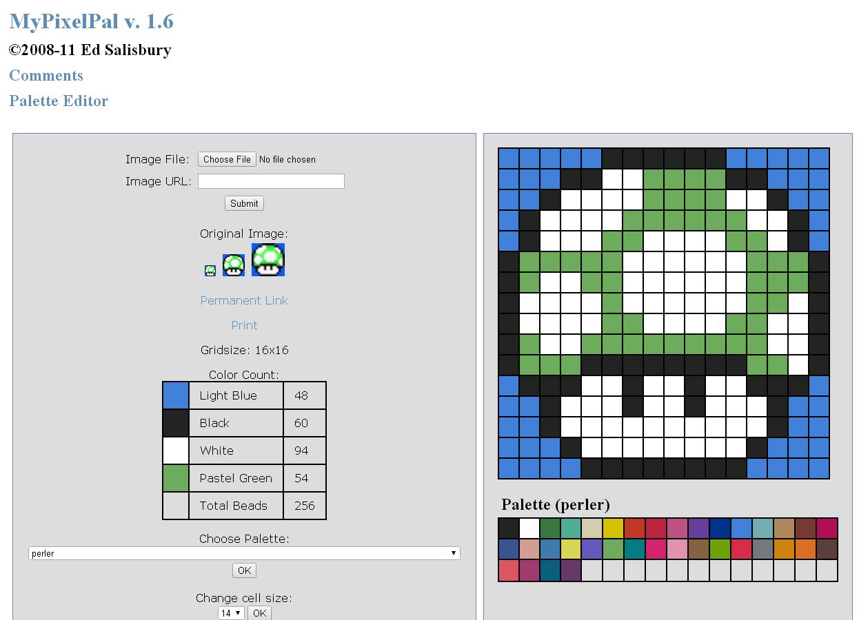4-free-online-pattern-maker