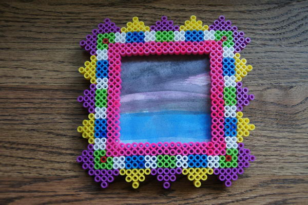 10 homemade photo frame