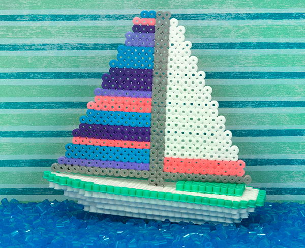 11 homemade sailboat