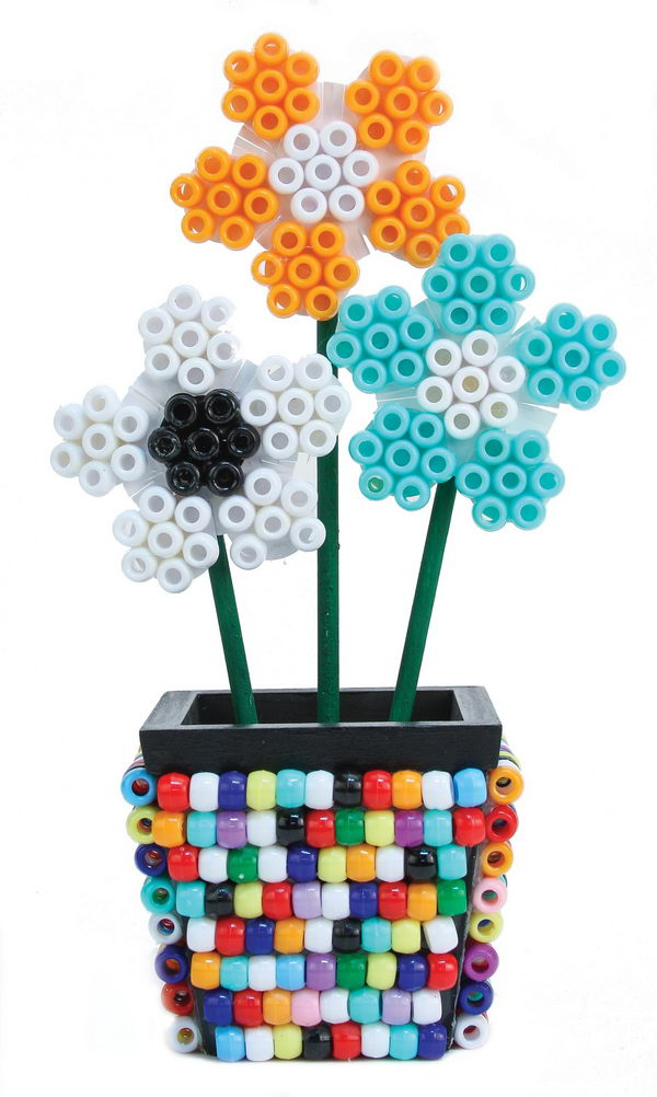 17-flower-pot-perler-beads