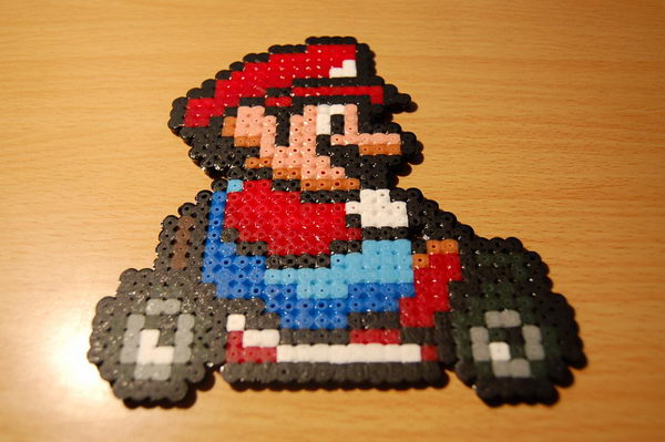 40 Creative Perler Beads Ideas