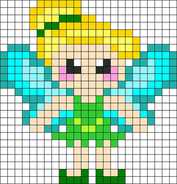 10-tinkerbell-beads-patterns