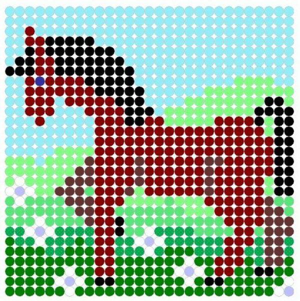 15-horse-perler-beads-patterns