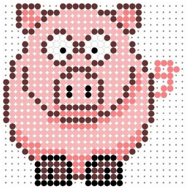 17-pig-perler-beads-patterns