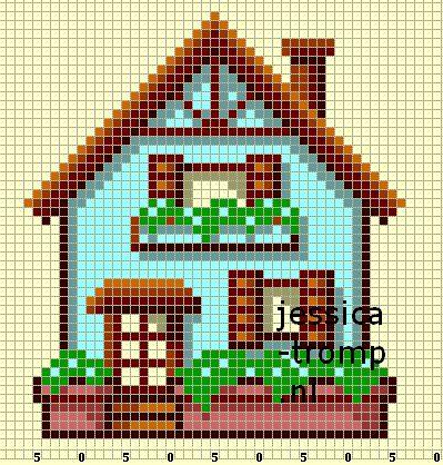 40-house-pattern