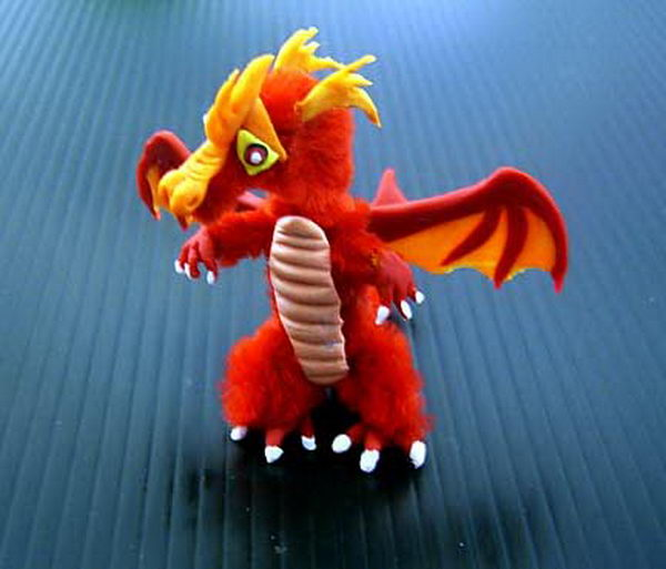 22 dragon craft polymer clay