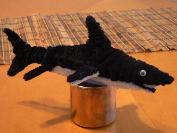 49 pipe cleaner shark