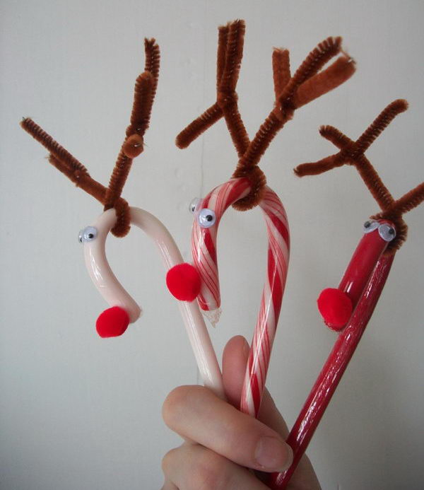 6-candy-cane-reindeer-craft