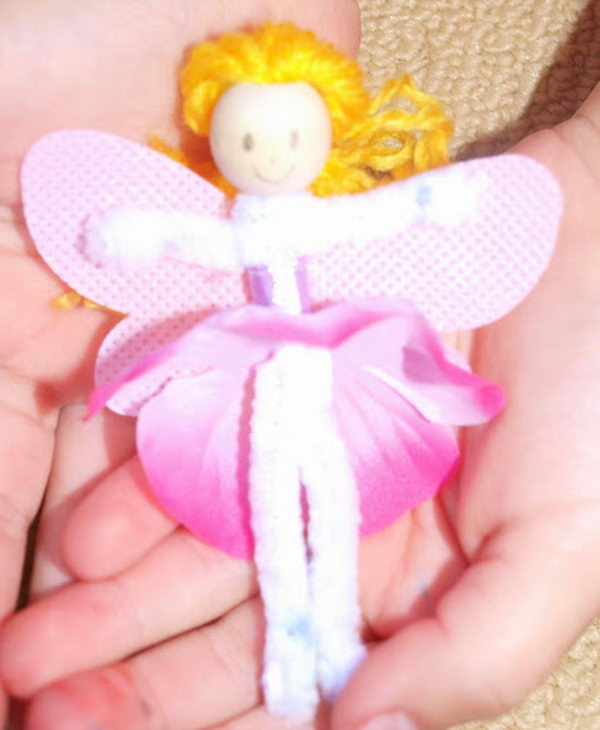 16-fairy-pip-cleaner-crafts