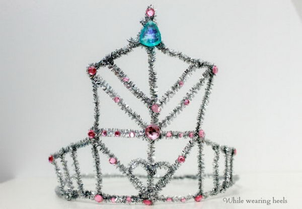 23 crown for princess