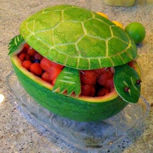 Turtle Edible Arrangment,