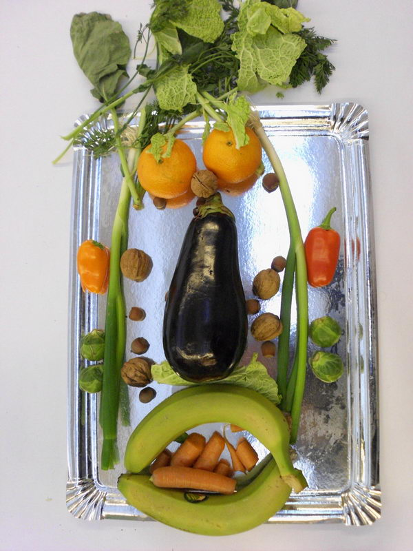 Fun Food Arrangement,