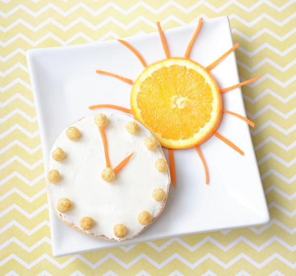 Daylight Savings Edible Arrangment,